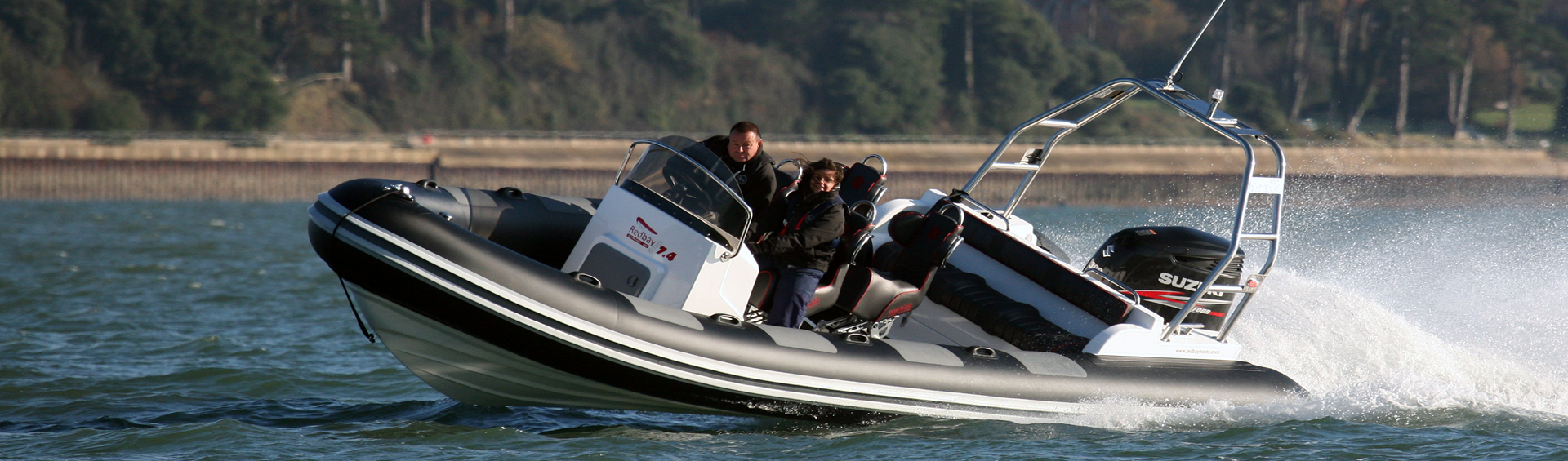 Stormforce 7.4 rib picture
